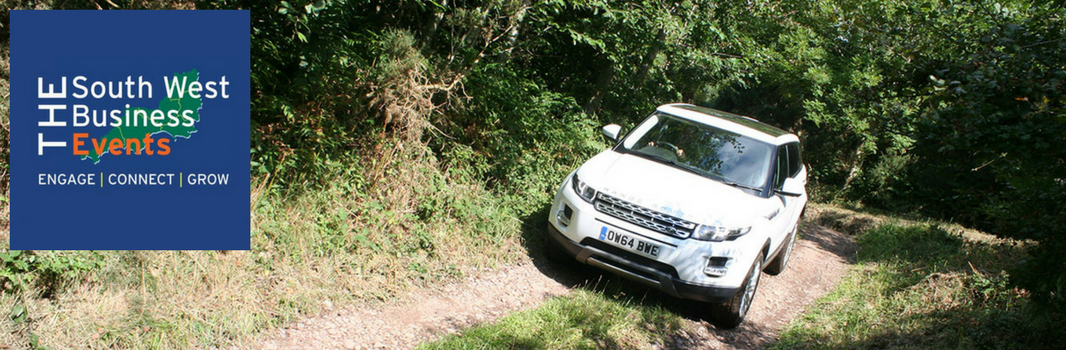 South West Business Events and Land Rover Experience